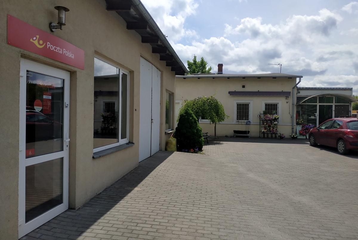 Agencja Pocztowa Poczty Polskiej